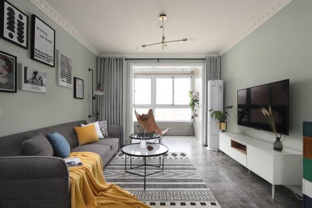 今年客厅装修选这几种风格,让你家看着更上一个档次