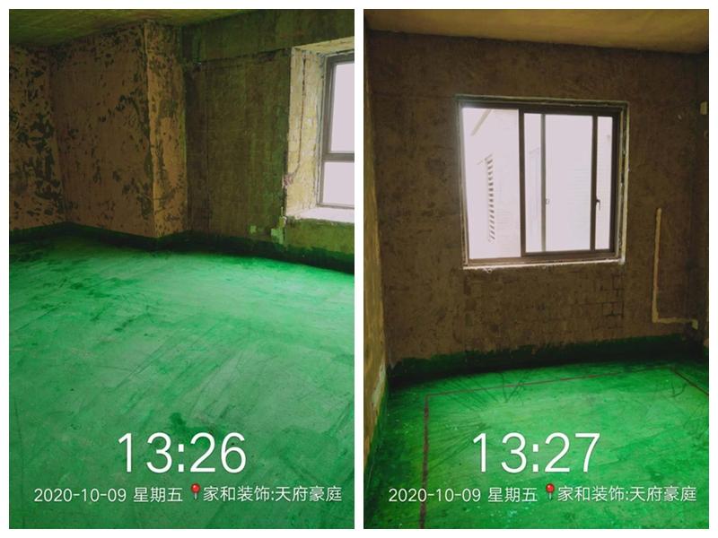 成都装修工地--10月在建工地展示周刊二