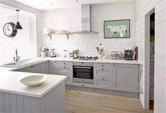 L型、U型和一字型厨房,哪种布局适合你家!