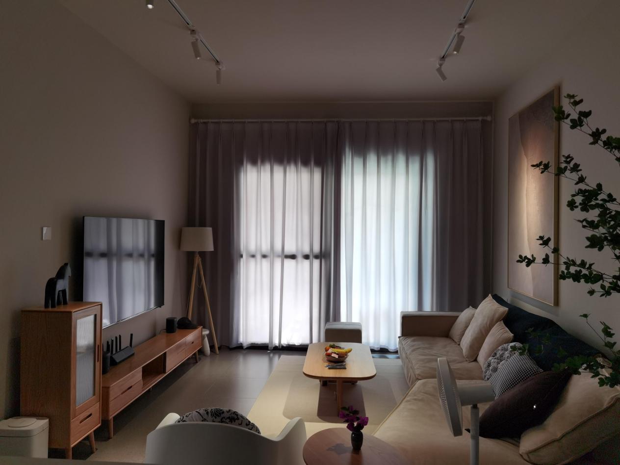 原木+留白+庭院,这个120㎡的muji风家,完美诠释诗意生活!